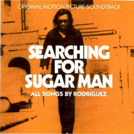 Rodriguez ‎– Searching For Sugar Man (Original Motion Picture Soundtrack) (CD)