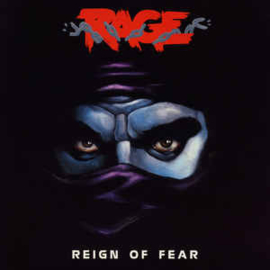Rage ‎– Reign Of Fear