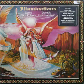Santana, Turiya Alice Coltrane – Illuminations