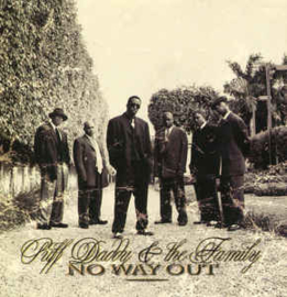 Puff Daddy & The Family ‎– No Way Out (CD)