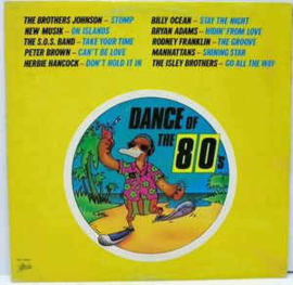 Various ‎– Dance Of The 80's