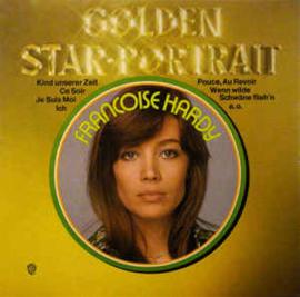 Françoise Hardy – Golden Star-Portrait