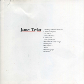 James Taylor  – Greatest Hits (CD)