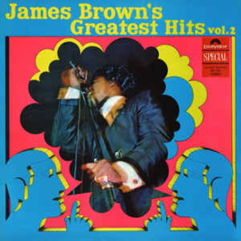 James Brown And His Famous Flames ‎– Greatest Hits Vol. 2