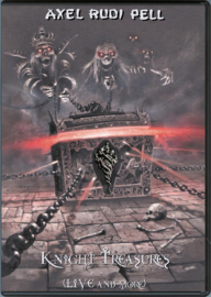 Axel Rudi Pell – Knight Treasures (Live And More) (DVD)