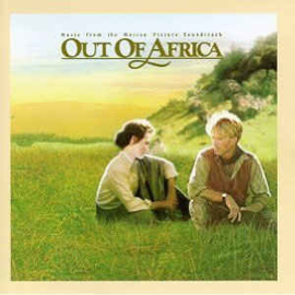 John Barry ‎– Out Of Africa (CD)