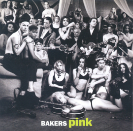 Bakers Pink – Bakers Pink (CD)