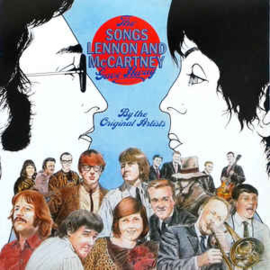 Various ‎– The Songs Lennon And McCartney Gave Away