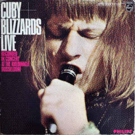 Cuby + Blizzards ‎– Cuby + Blizzards Live