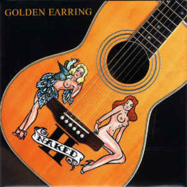 Golden Earring – Naked II (CD)