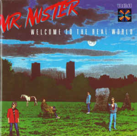 Mr. Mister – Welcome To The Real World (CD)