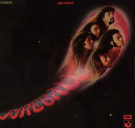 Deep Purple – Fire Ball