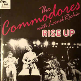 Commodores with Lionel Richie ‎– Rise Up (CD)