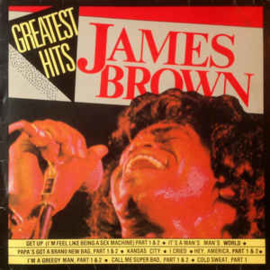 James Brown ‎– Greatest Hits