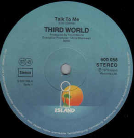 Third World ‎– Talk To Me