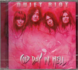 Quiet Riot – Cold Day In Hell (CD)