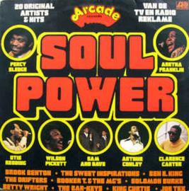 Various – Soul Power