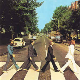 Beatles ‎– Abbey Road (CD)