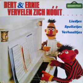Sesamstraat - Bert & Ernie Vervelen Zich Nooit