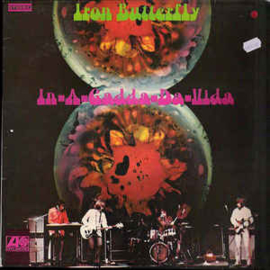 Iron Butterfly ‎– In-A-Gadda-Da-Vida