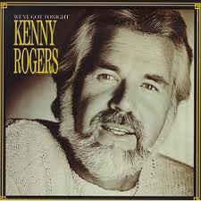 Kenny Rogers ‎– We've Got Tonight