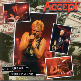 Accept – All Areas - Worldwide (CD)