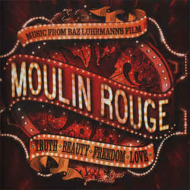Various ‎– Moulin Rouge (CD)