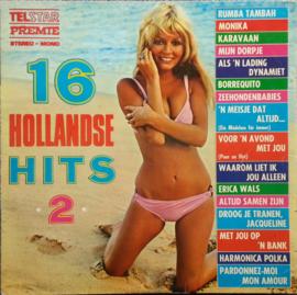 Various – 16 Hollandse Hits *2*