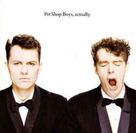 Pet Shop Boys – Actually (CD)