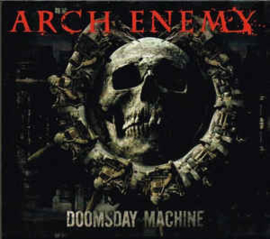 Arch Enemy ‎– Doomsday Machine (CD)
