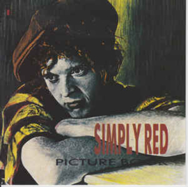 Simply Red ‎– Picture Book (CD)