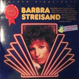 Barbra Streisand –  Christmas Album