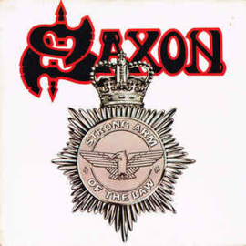 Saxon ‎– Strong Arm Of The Law