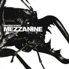 Massive Attack ‎– Mezzanine (CD)