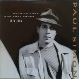 Paul Simon ‎– Negotiations And Love Songs (1971-1986)