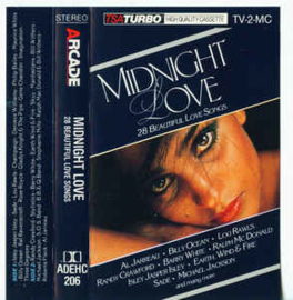 Various – Midnight Love (28 Beautiful Love Songs)