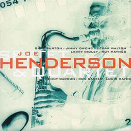Joe Henderson ‎– Sextet & Quartet (CD)