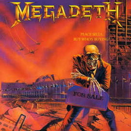 Megadeth ‎– Peace Sells... But Who's Buying? (CD)