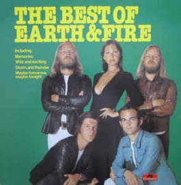 Earth & Fire ‎– The Best Of Earth & Fire