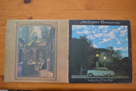 Jackson Browne ‎– Double Dynamite - Late for the Sky / For Everyman
