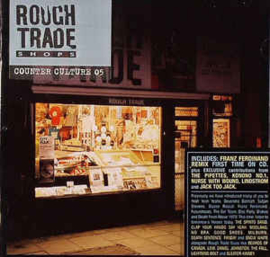 Various ‎– Rough Trade Shops - Counter Culture 05 (CD)