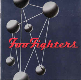 Foo Fighters ‎– The Colour And The Shape (CD)