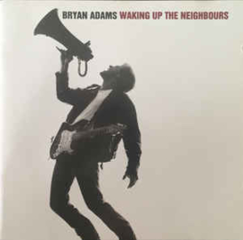 Bryan Adams ‎– Waking Up The Neighbours (CD)