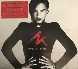 Alicia Keys – Girl On Fire (CD)