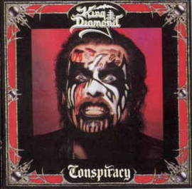 King Diamond ‎– Conspiracy (CD)