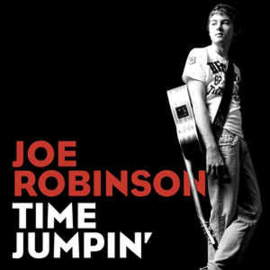 Joe Robinson ‎– Time Jumpin' (CD)