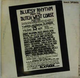 Various – Bluesy Rhythm From The Dutch West Coast