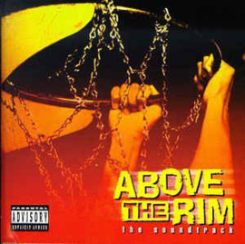 Various ‎– Above The Rim (The Soundtrack) (CD)