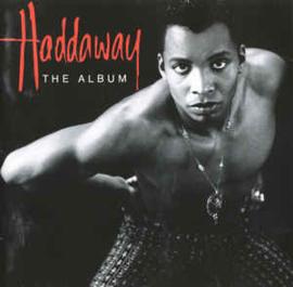 Haddaway – The Album (CD)