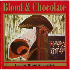 Elvis Costello And The Attractions ‎– Blood & Chocolate (CD)